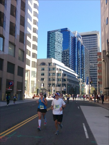 Danielle and Jason Running Hartford