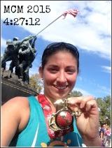Race Recap – 2015 Marine CorpsMarathon