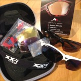 BibRave Product Review – XX2i Sunglasses: France1 DualPack