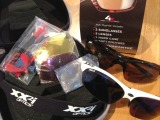 BibRave Product Review – XX2i Sunglasses: France1 Dual Pack
