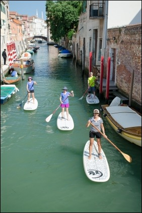 SUP Venice