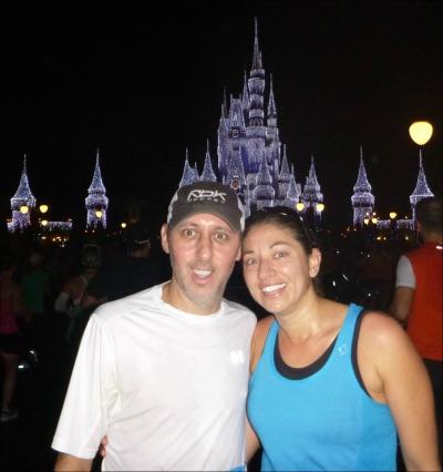 Danielle and Jason Castle