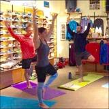 Teaching Yoga to Athletes – Off toKripalu!