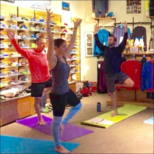Marathon Sports Yoga Tree