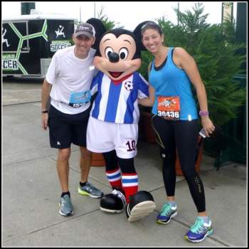Mickey Marathon Picture