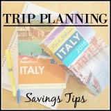 Trip Planning – Savings Tips!