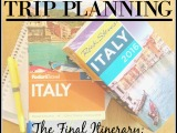 Trip Planning – Florence Itinerary