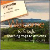 Week at Kripalu: Teaching Yoga toAthletes