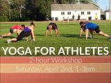 Yoga for Athletes – Help Wanted!