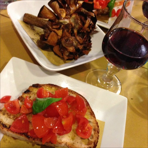 Bruschetta and Artichoke.jpg