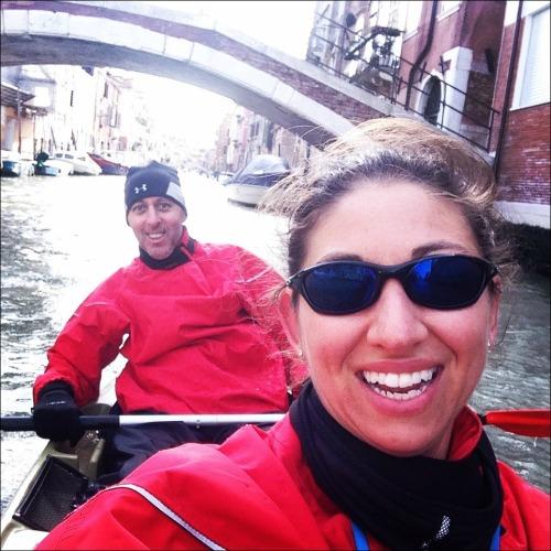 Venice - Kayak