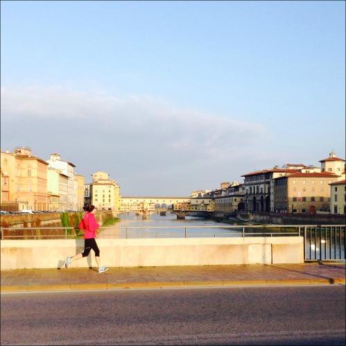 Florence Running